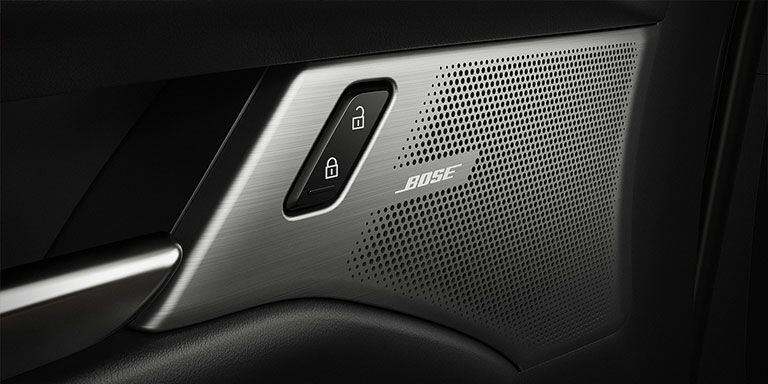 2019 Mazda3 Bose speakers
