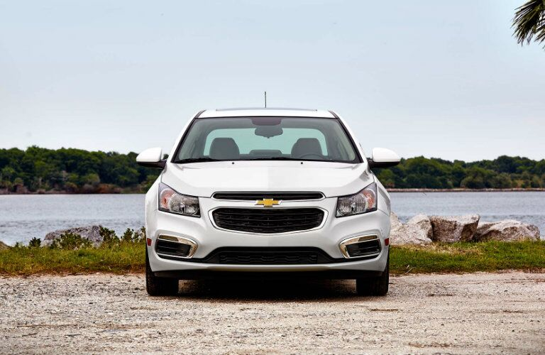 2015 Chevy Cruze Richmond KY front