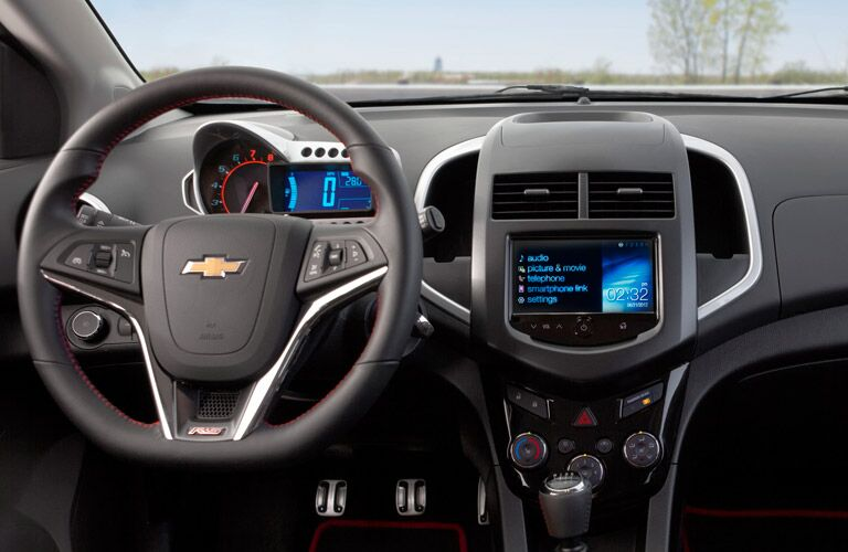 2016 Chevy Sonic Winchester KY