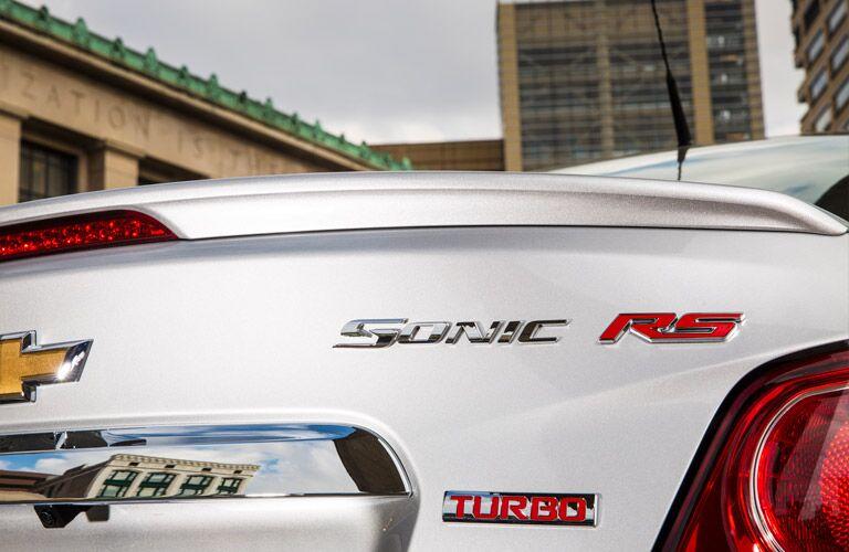 2016 Chevy Sonic RS Paris KY