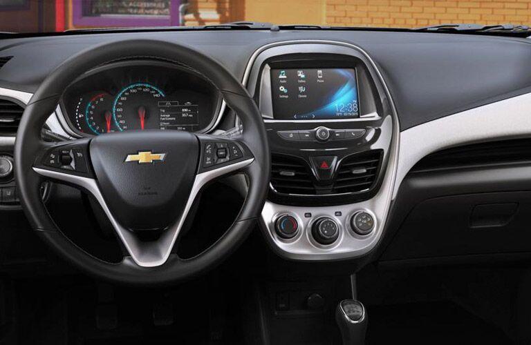 2016 Chevy Spark Richmond KY interior