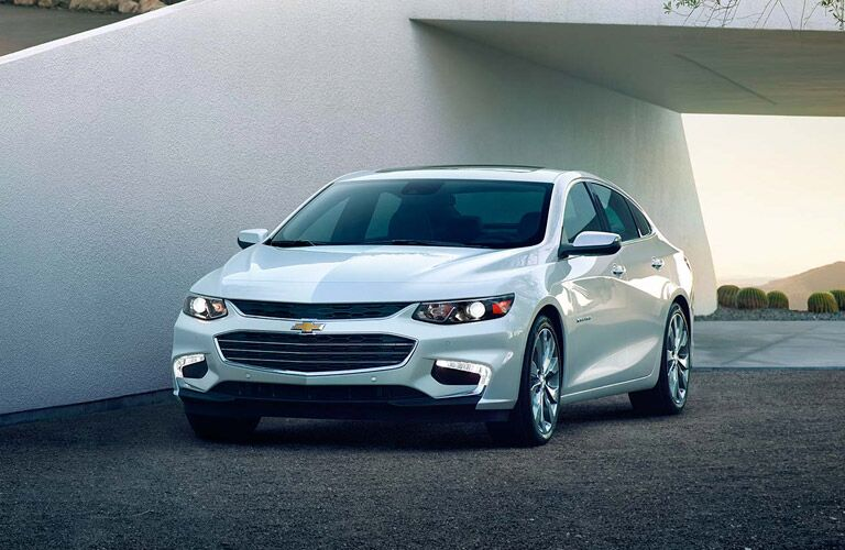 2016 Chevy Malibu Richmond KY exterior