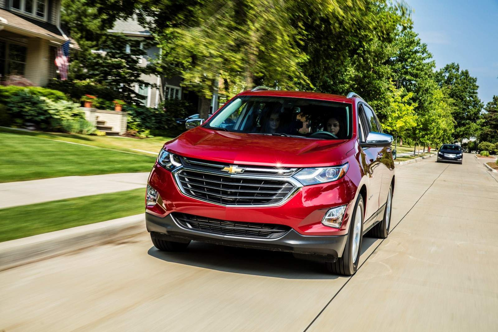 Chevrolet Model Research