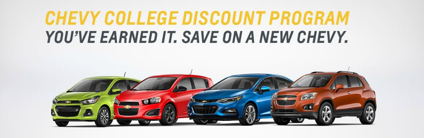 Chevy College Discount Program Richmond KY