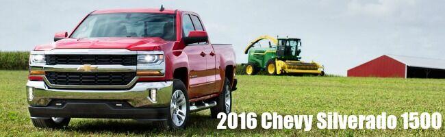 2016 Chevy Silverado 1500 Richmond KY