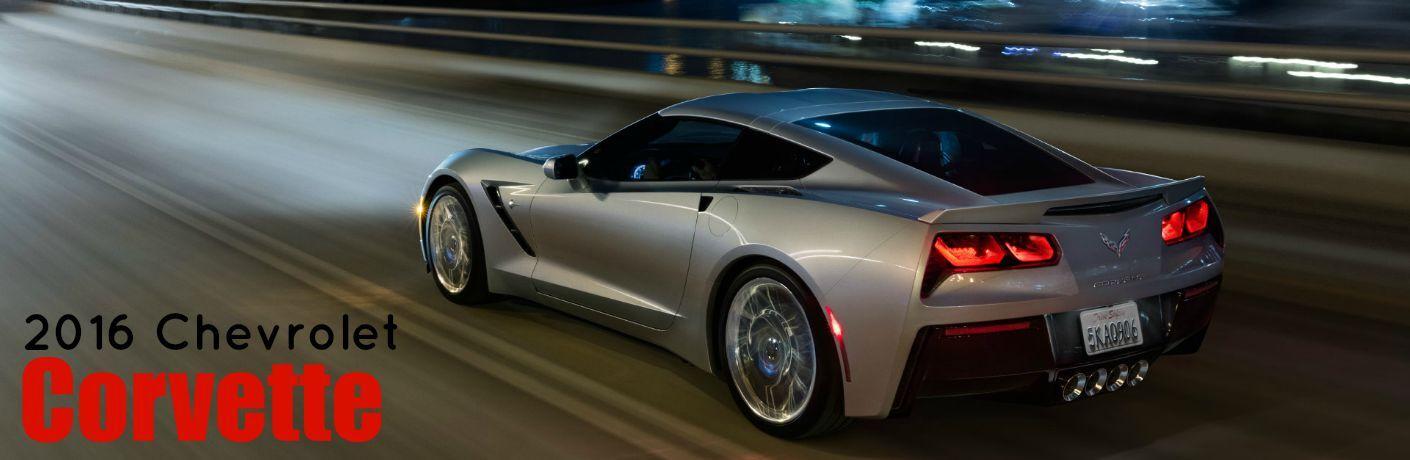 2016 Chevy Corvette Stingray Richmond KY