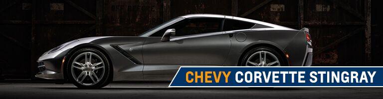 Chevrolet Corvette Lexington KY