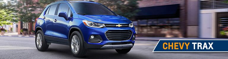 Chevrolet Trax Richmond KY