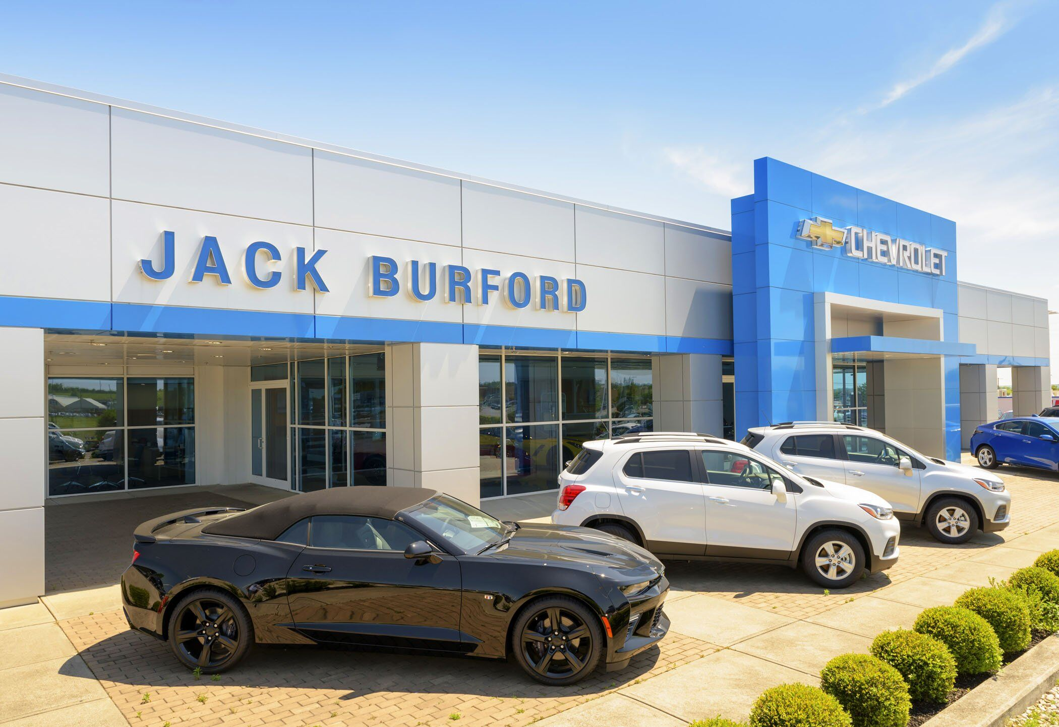 Best Looking Car Dealerships