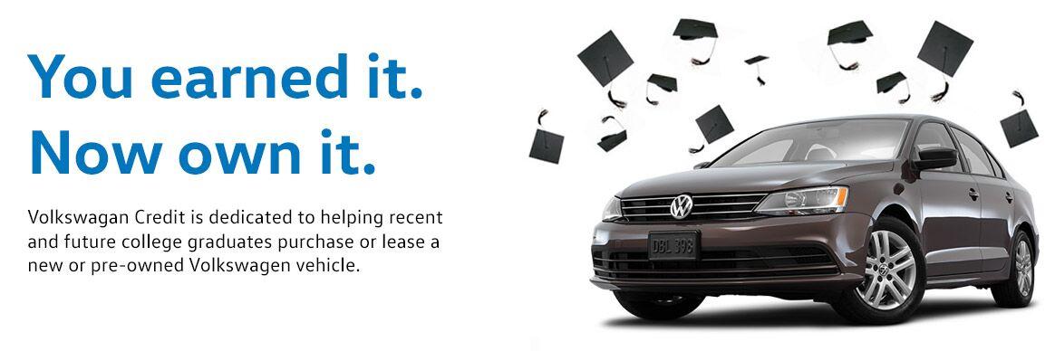 Volkswagen Credit College Graduate Program Medford Ma Colonial