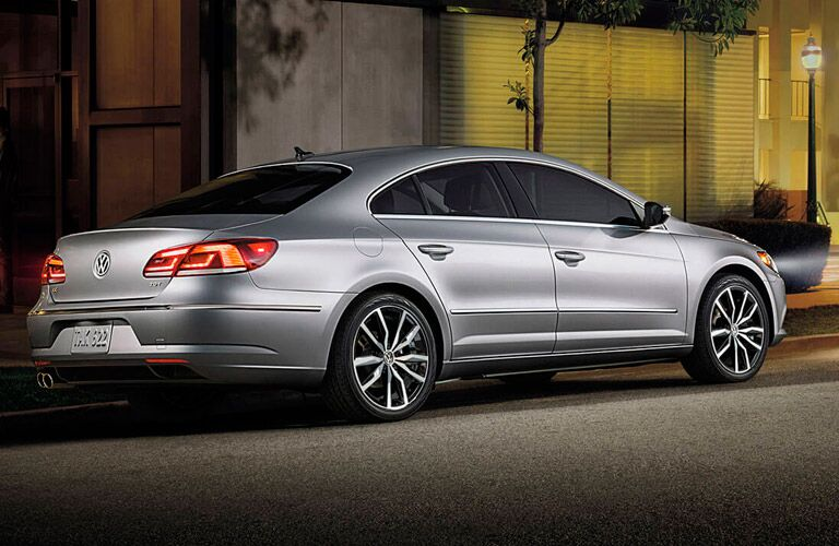 2016 Volkswagen CC Coupe Design