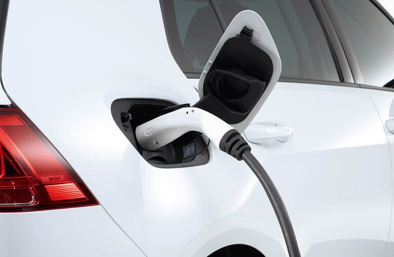 Charging is faster with the 2015 Volkswagen e-Golf Glendale CA