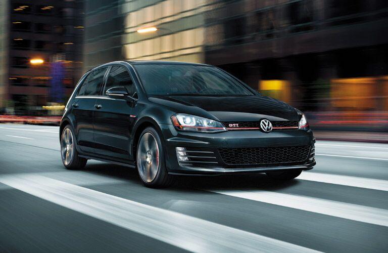 2016 Volkswagen Golf GTI Exterior Design