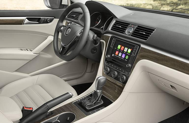 2016 Volkswagen Passat Glendale CA Interior Design