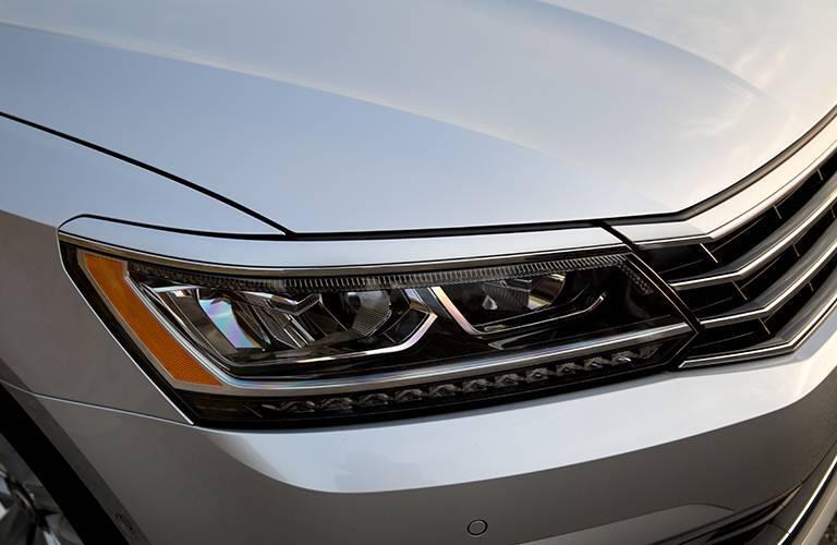 2016 Volkswagen Passat Glendale CA Slimmer Headlights