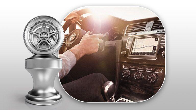 2016 Volkswagen Golf GTI  Interior