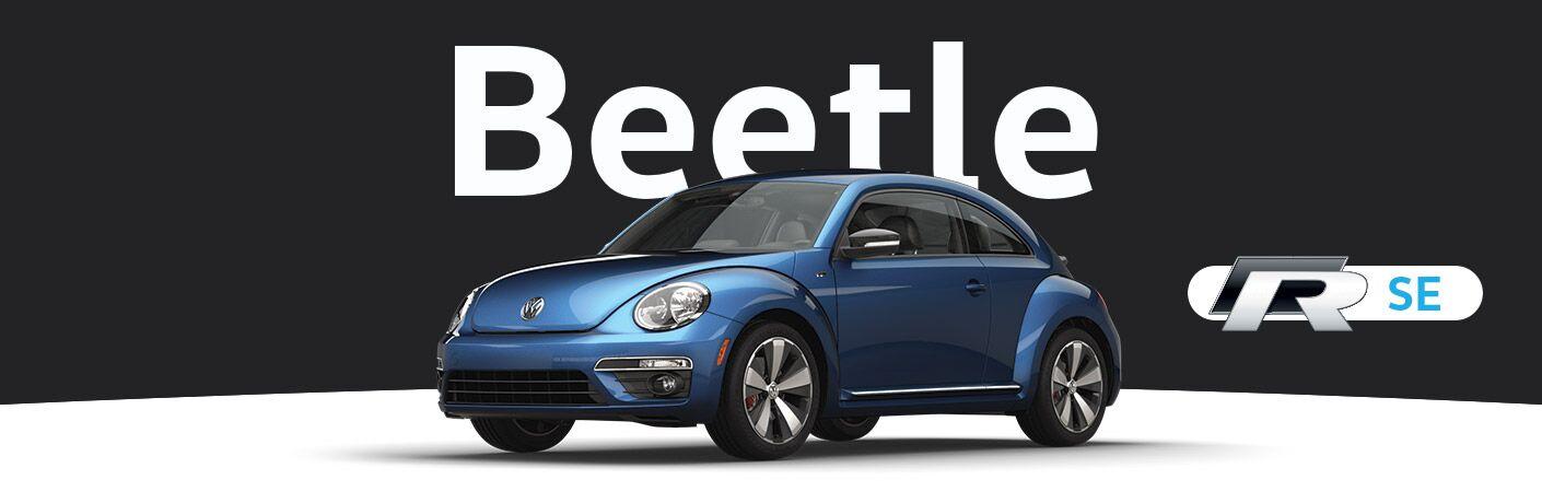 2016 Volkswagen Beetle R-Line Glendale CA