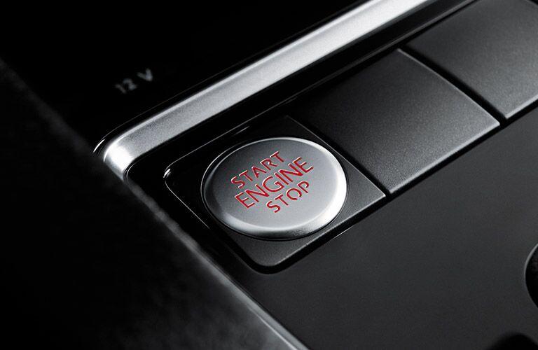 2016 Volkswagen Jetta Hybrid Keyless-Entry-With-Push-Button-Start
