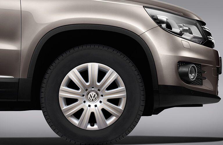 2016 Volkswagen Tiguan Style and Design