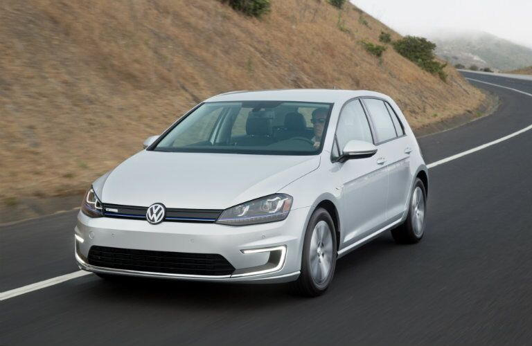 2016 Volkswagen e-Golf Morris County NJ Design