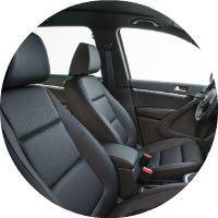 2017 Volkswagen Tiguan Glendale CA Interior Space