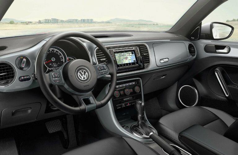 2017 Volkswagen Beetle Convertible Driver's Seat