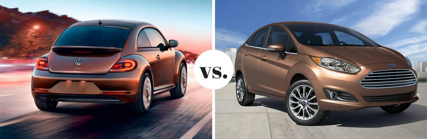 2017 Volkswagen Beetle vs 2017 Ford Fiesta