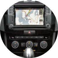 2017 Volkswagen CC Standard Navigation