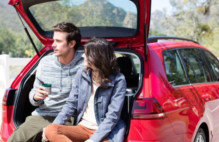 2017 Volkswagen Golf SportWagen Hatchback