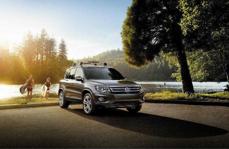 2017 Volkswagen Tiguan safety features
