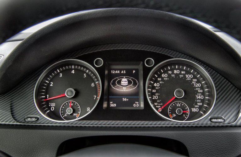2017 Volkswagen CC Gauge Cluster