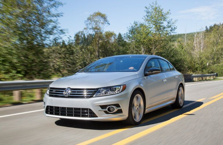 2017 Volkswagen CC Front End and Grille