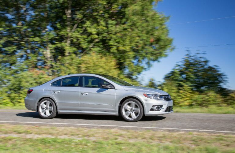 2017 Volkswagen CC Silver Color Option