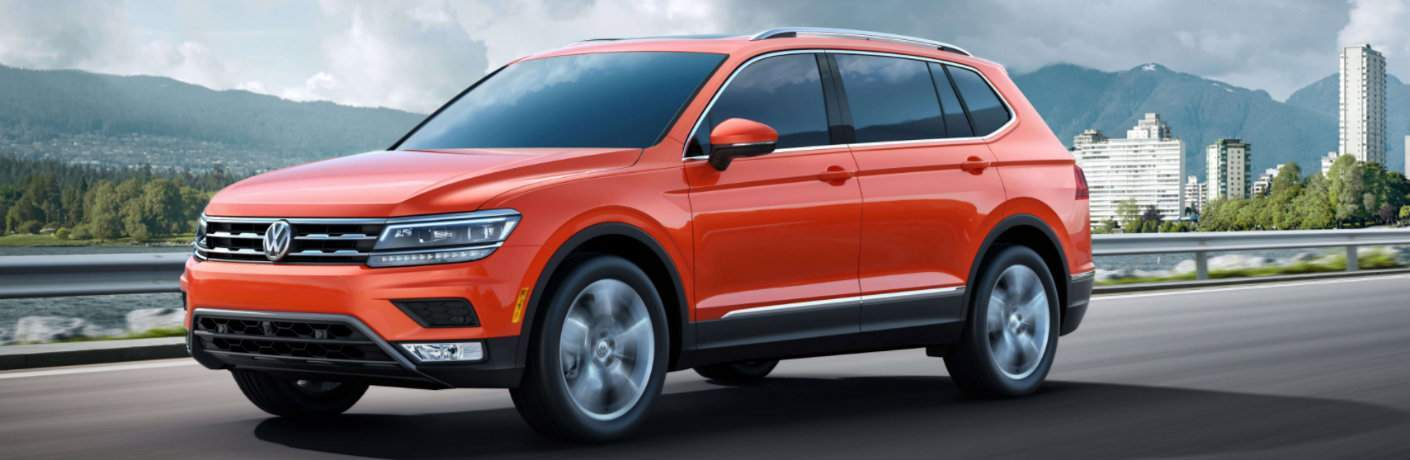About the 2018 Volkswagen Tiguan Glendale CA
