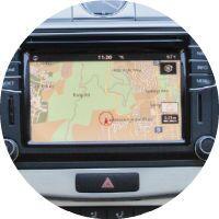 2016 Volkswagen CC Navigation System
