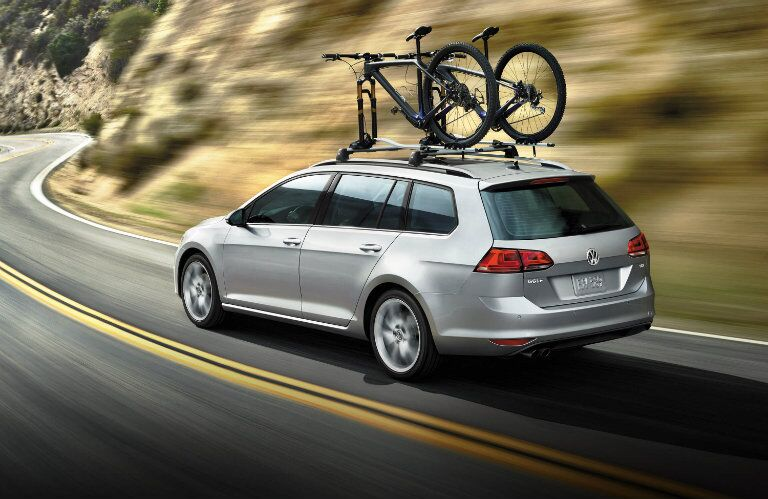 Whether you stick with the old or opt for the new, one thing that hasn't changed in the comparison between the 2015 Volkswagen Golf SportWagen vs 2014 Volkswagen Jetta SportWagen is the fact that both are great for travel.