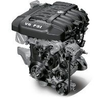 2016 Volkswagen Touareg Glendale CA Engine