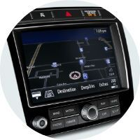 2016 Volkswagen Touareg Glendale CA Touchscreen Infotainment