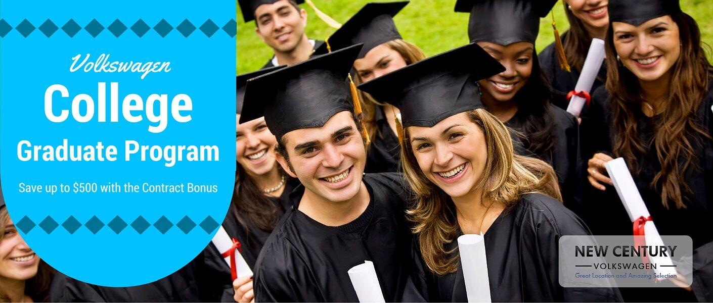 Volkswagen College Graduate Program Glendale CA