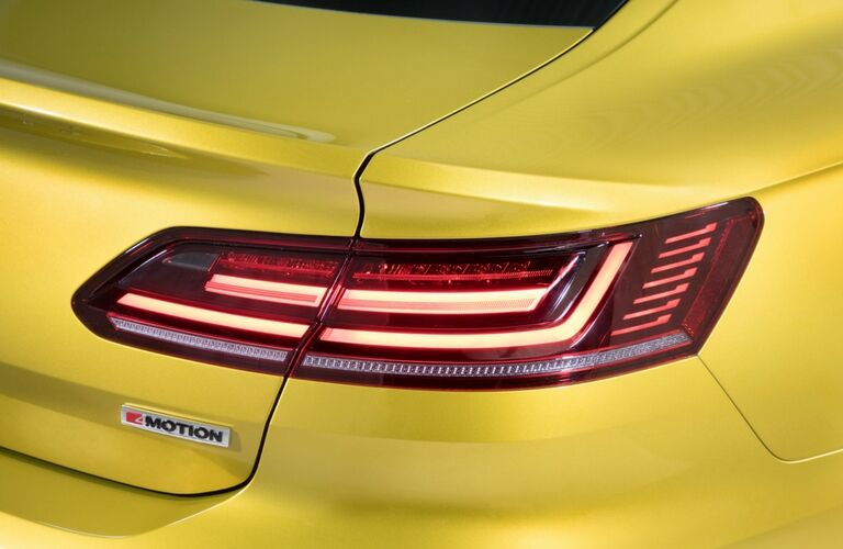 Led lighting of 2019 Volkswagen Arteon