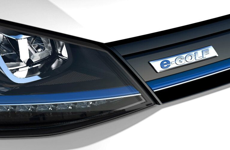 2016 Volkswagen e-Golf Morris County NJ Headlights