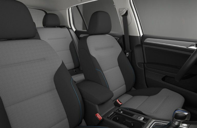 2016 Volkswagen e-Golf Morris County NJ Seating