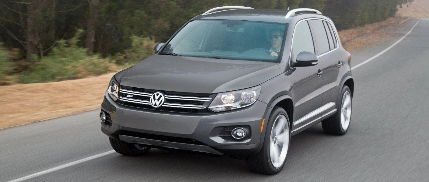 2017 Volkswagen Tiguan Waukesha County WI
