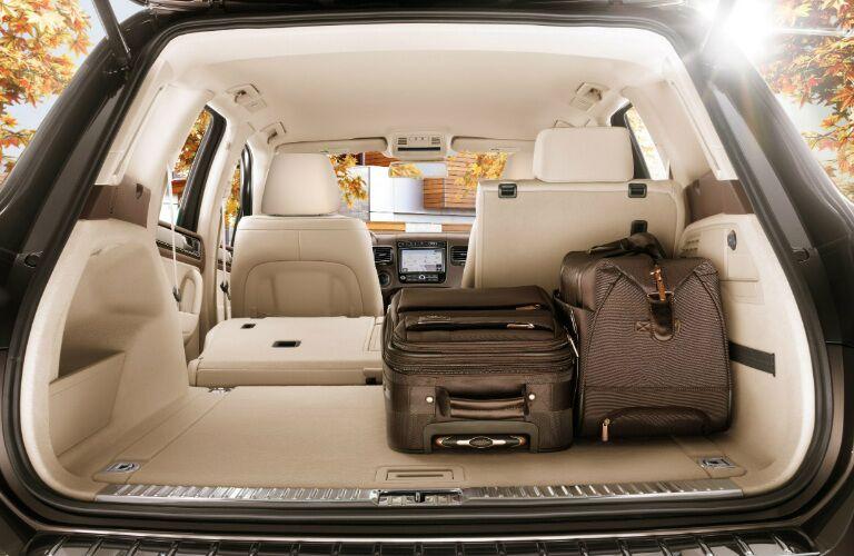 2017 Volkswagen Touareg Waukesha County WI Cargo Area