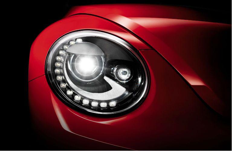 2015 Volkswagen Beetle Sacramento CA exterior headlight