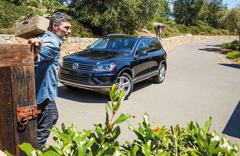 2016 VW Touareg Folsom CA keyless entry