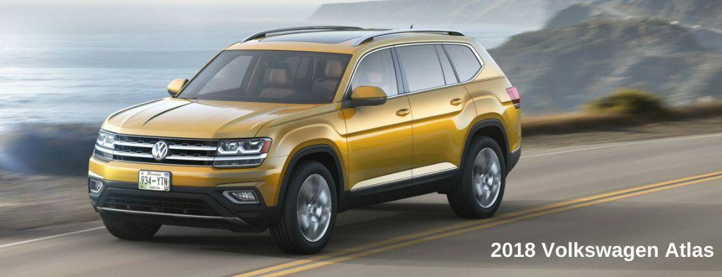 Reserve the 2018 Volkswagen Atlas Folsom CA