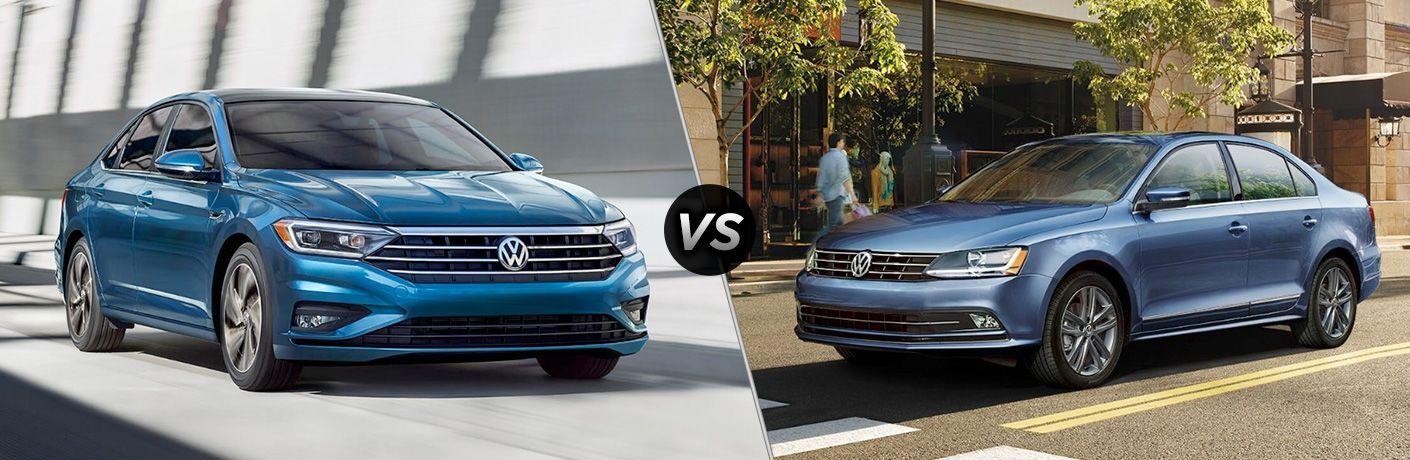2019 VW Jetta vs 2018 VW Jetta