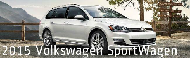 2015 Volkswagen SportWagen Sacramento CA exterior front