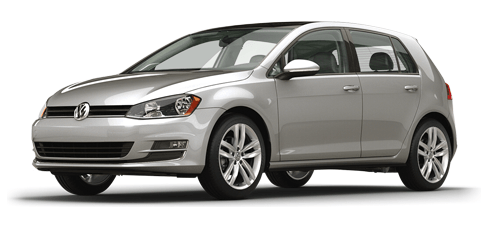 Volkswagen Golf S 4 Door